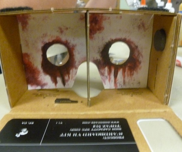 DODOcase VR Kit Masque of the Red Death Mod