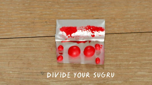 Divide Your Sugru