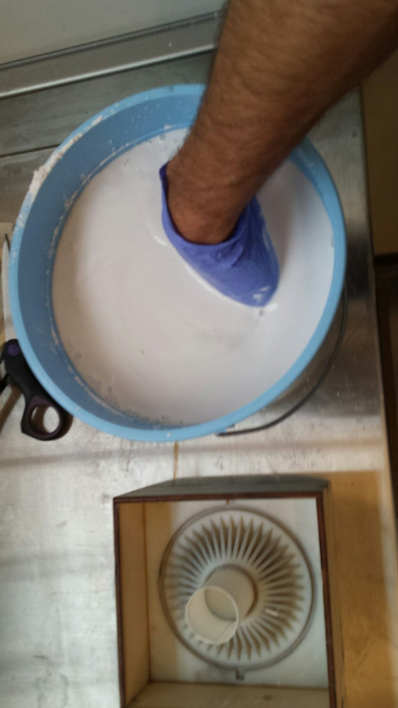 Mastering Plaster - the Mix