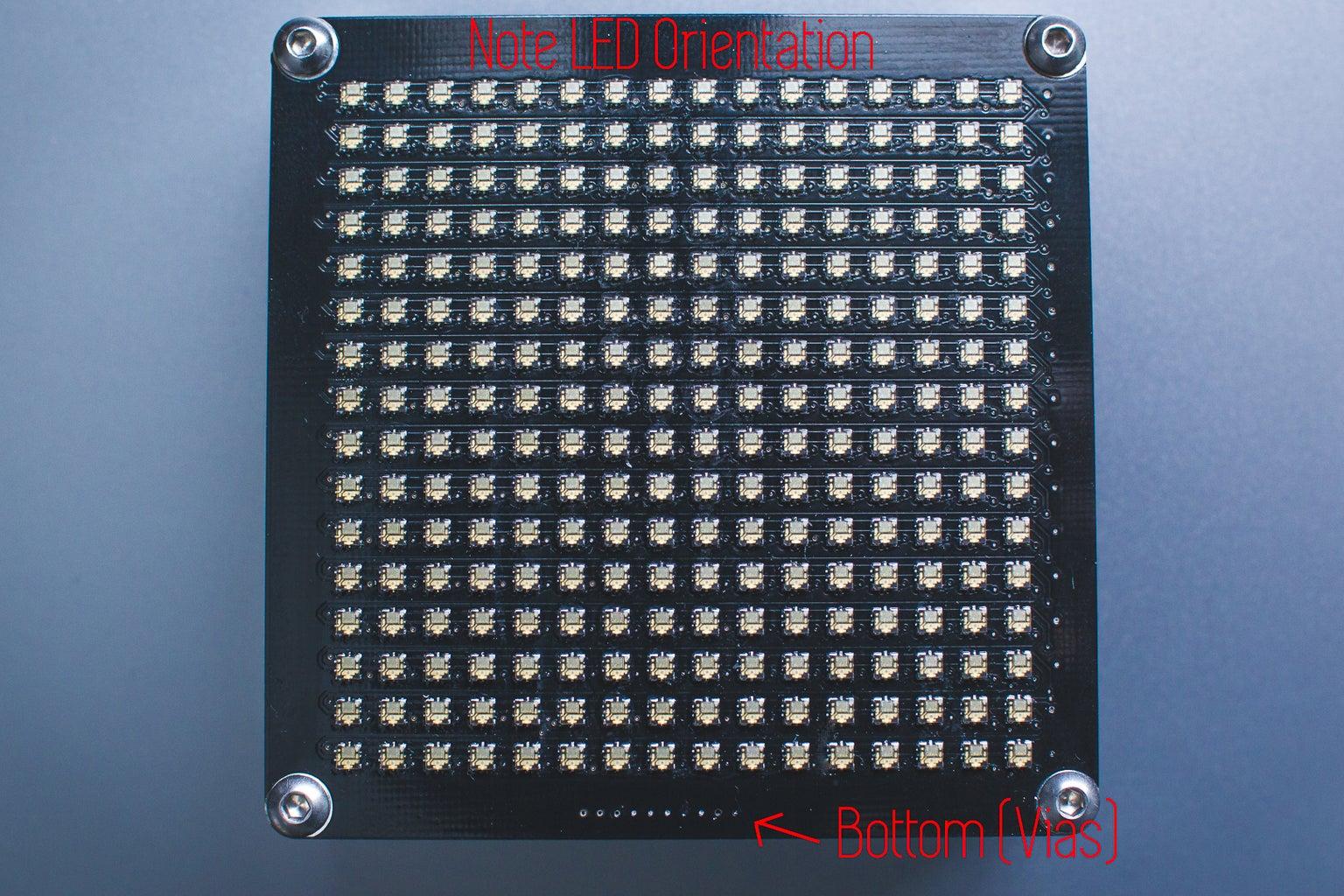 Add Each LED