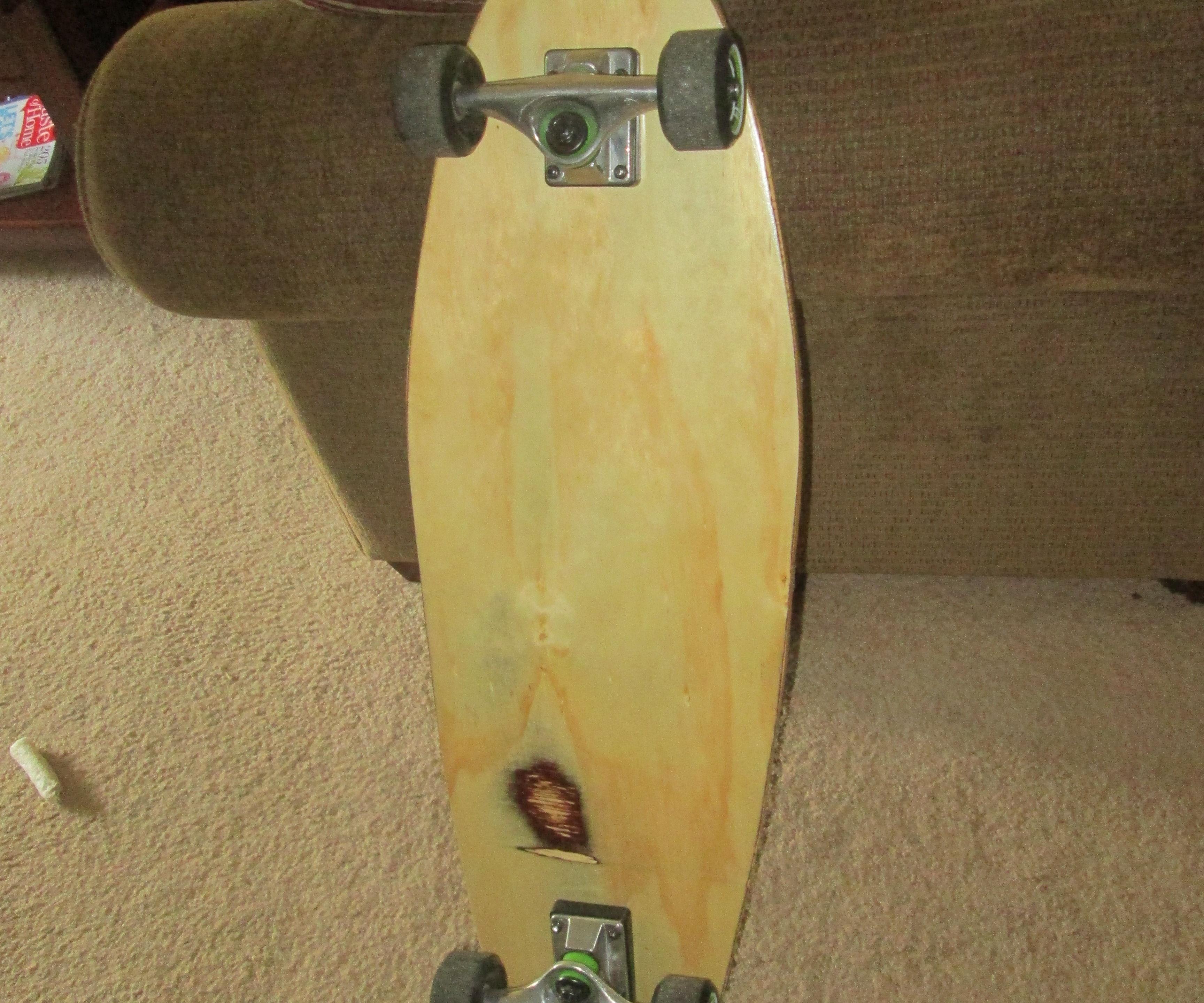 Longboard DIY