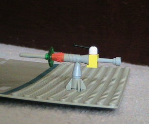 How to Make a Lego Gun
