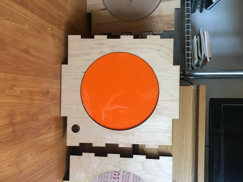 Gluing the Circles