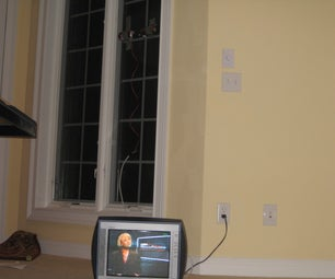 Build a DIY Recycled Antenna (To Get Free T.V!)
