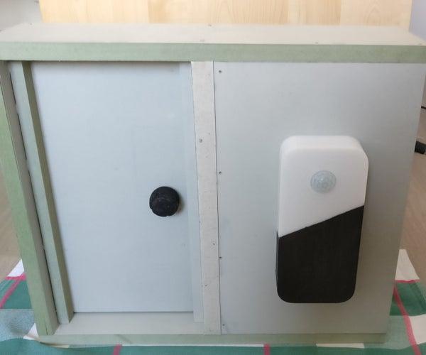 Un/Lock IT - Smart Lock (Web & RFID)