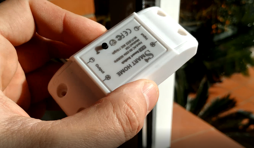 Install the Smart Switch