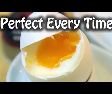 Perfect Soft Boiled Eggs Everytime
