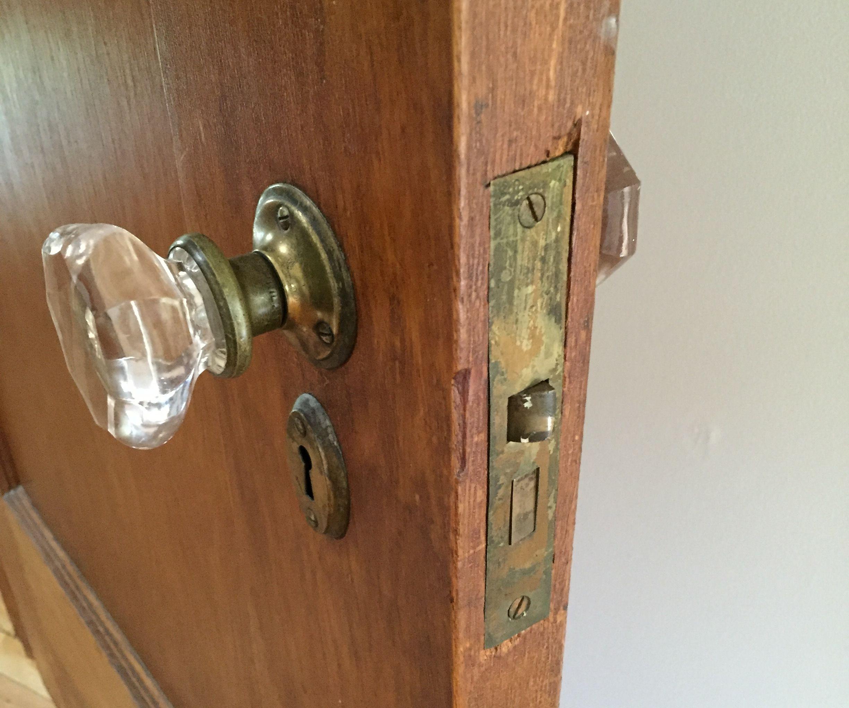 Fix a Broken Doorknob Latch With a Rubber Band