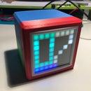 RGB Box Clock