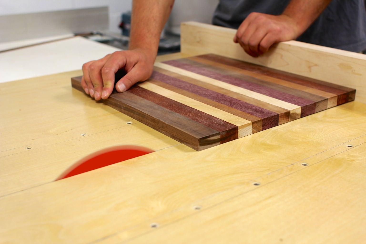 Make Rainbow Wood