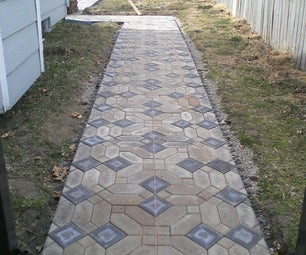 """A Backyard Path That Says """"We're Going Places"""""""