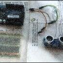 Arduino + HC-SR04