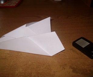 AWSOME Paper Airplane