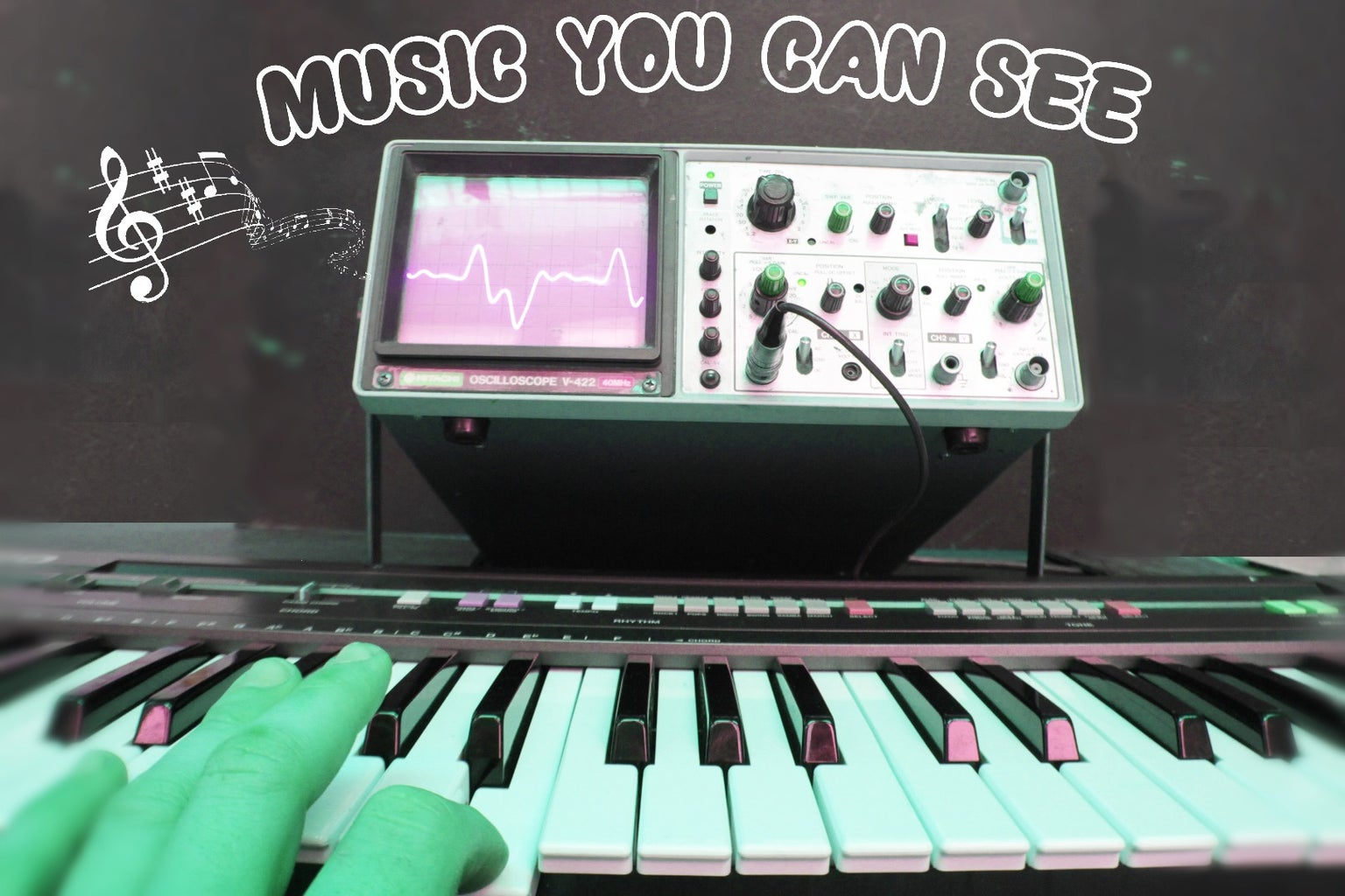 Music You Can See