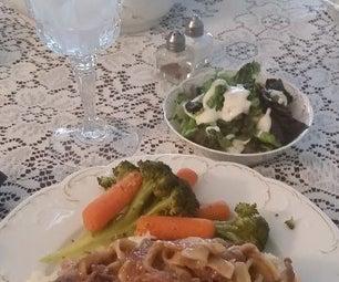 Beef & Noodles - the Ultimate Comfort Food