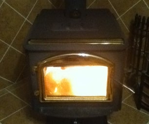 How to Cut Wood for the Fire Place