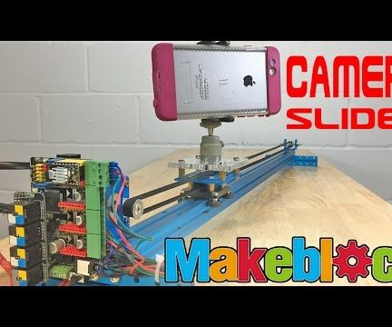 MakeBlock Motorized Camera Slider