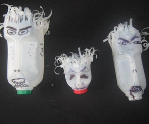 Scary Heads.