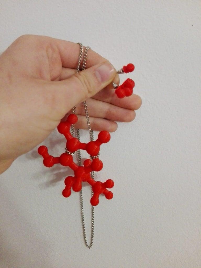 Molecular Jewelry