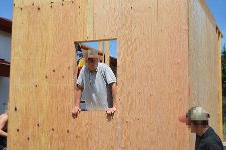 Building the Walls