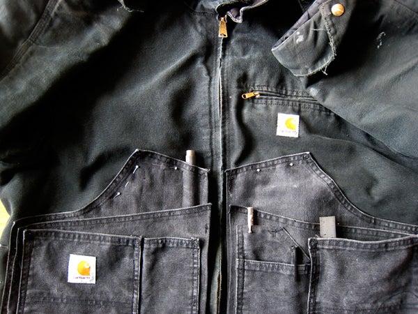 Carhartt Jacket Mod