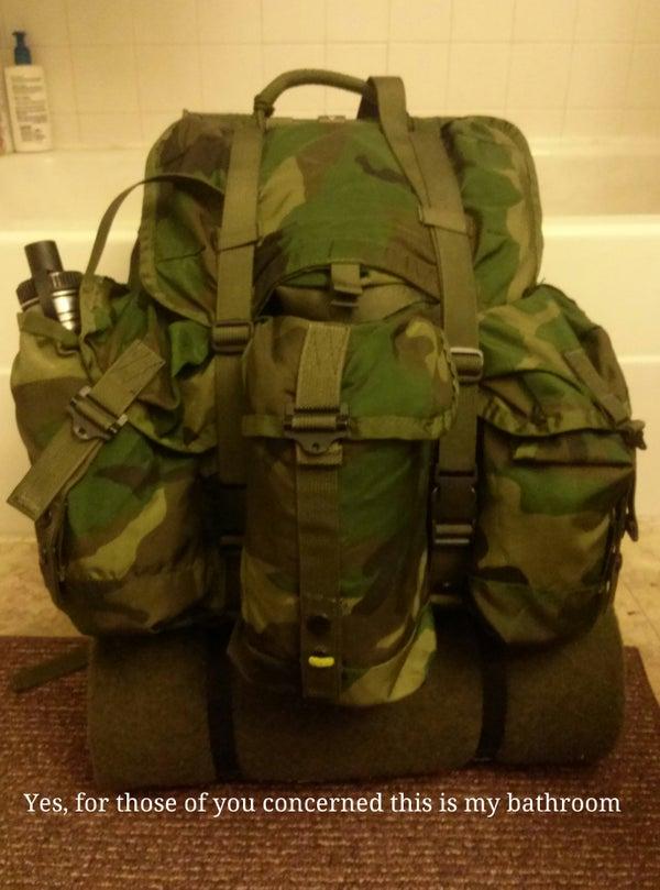 Disaster Preparedness Kit!