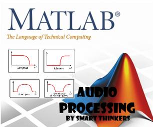 Audio Signal Processing Using Filter (LP, HP, BP, BS) | MATLAB Tutorial
