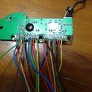 Keyboard encoder for MAME arcade