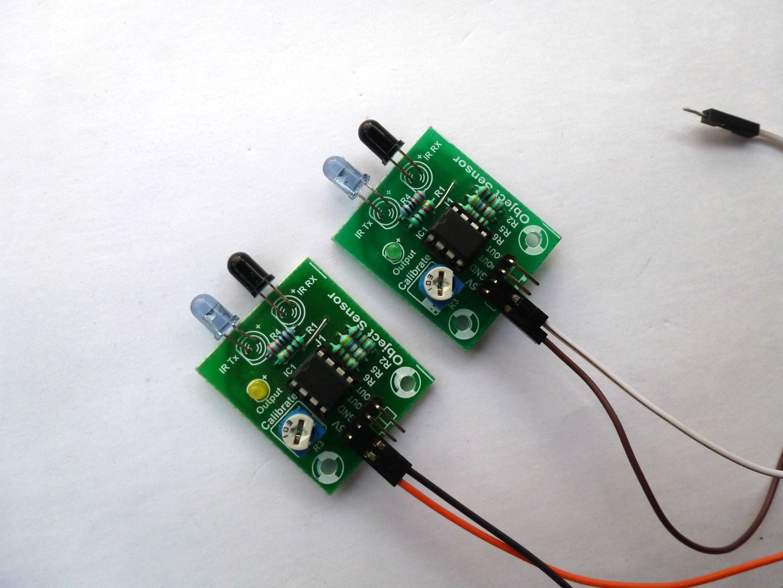IR Sensor Connections