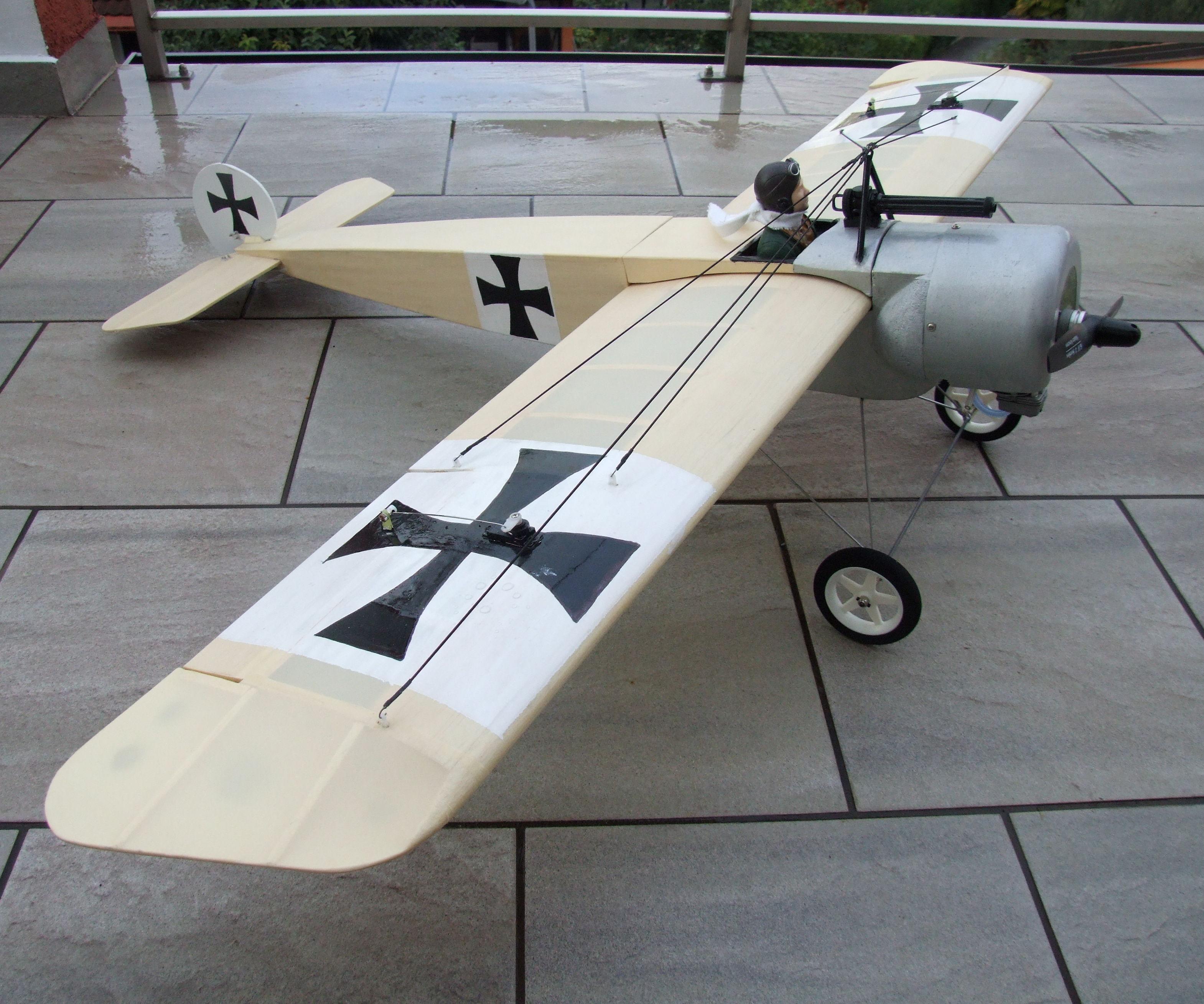 Fokker E.III 1:8 for Aircombat