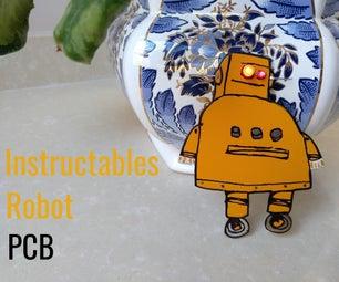 指令机器人PCB