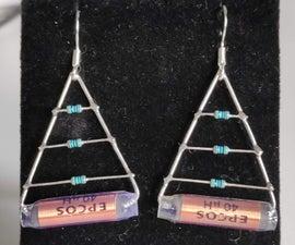 Component Earrings