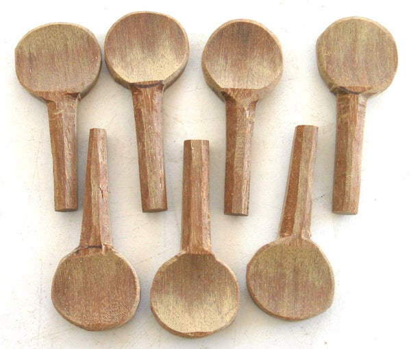 Cookie Tin Banjo Part 3: Make Tuning Pegs From Scrap Wood