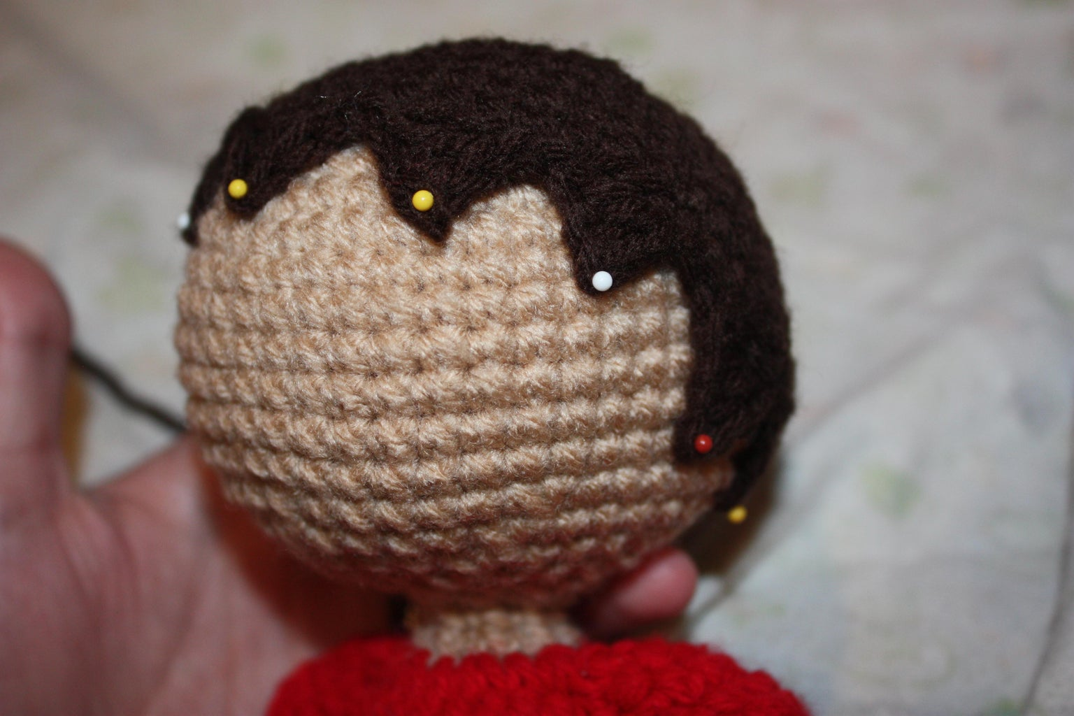Step 4: Hair and Ears