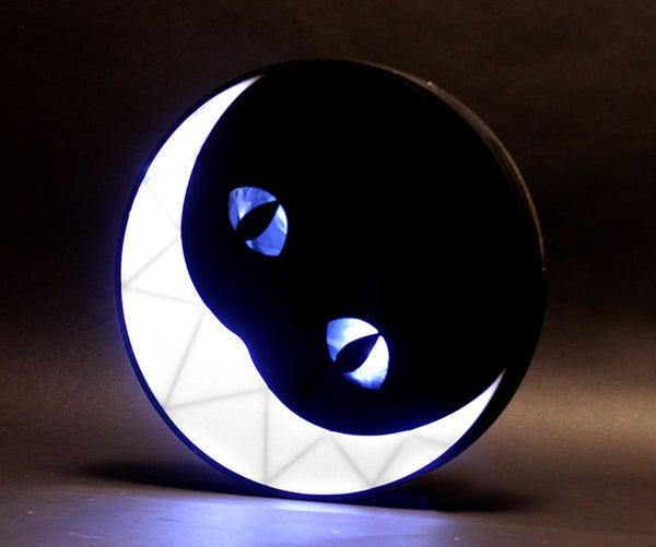 Wonderlamp - Cheshire Cat Light