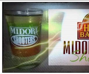 HOW TO MAKE MIDOURI SOUR SHOTS