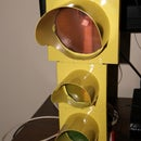 DIY Music Synchronized LED Traffic Light
