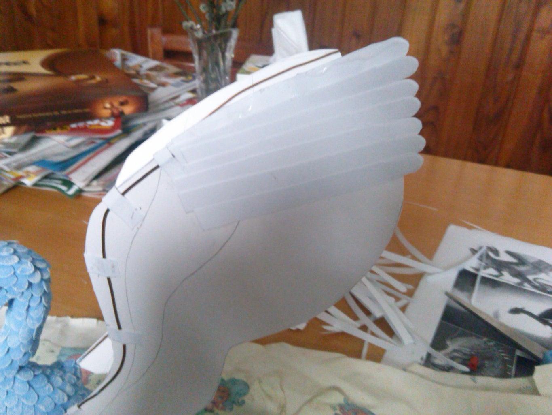Step : 7 : Making Wings