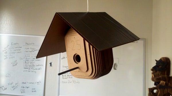 Zero to Birdhouse With 123D!
