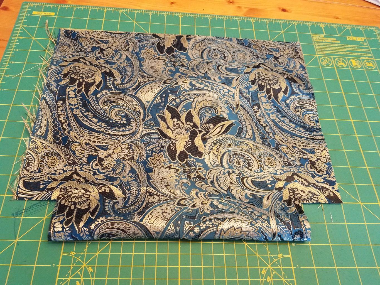 Sew Bag Liner and Pockets
