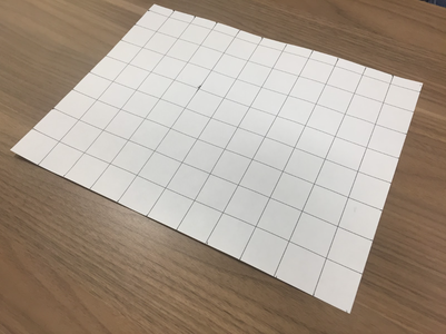 Create a Drawing Grid
