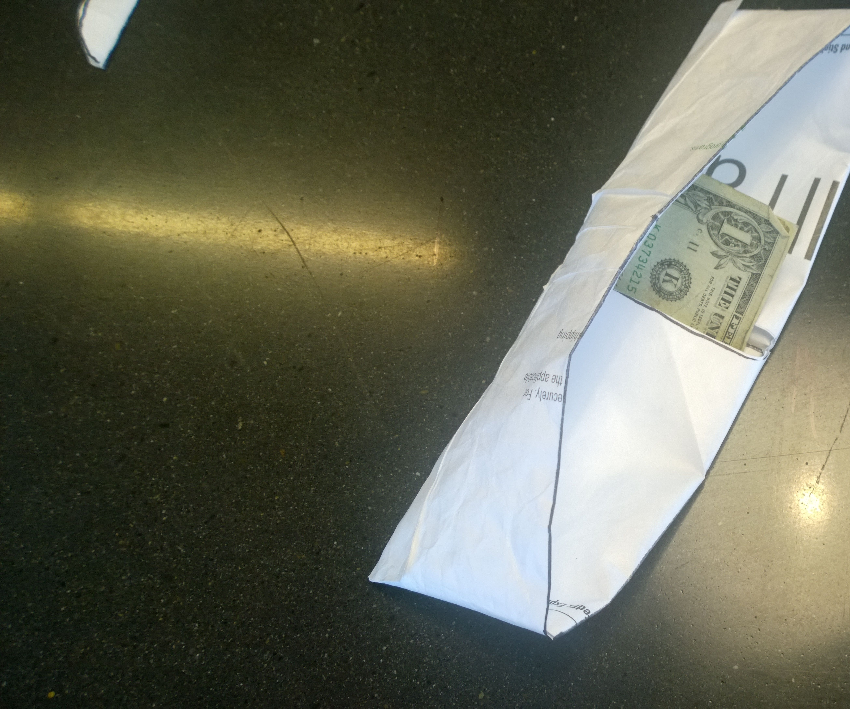 Tyvek Wallet