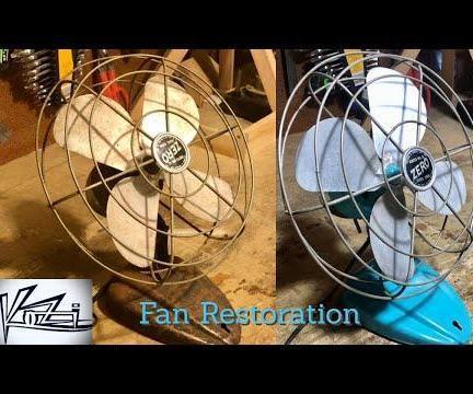 Retro Fan Restoration