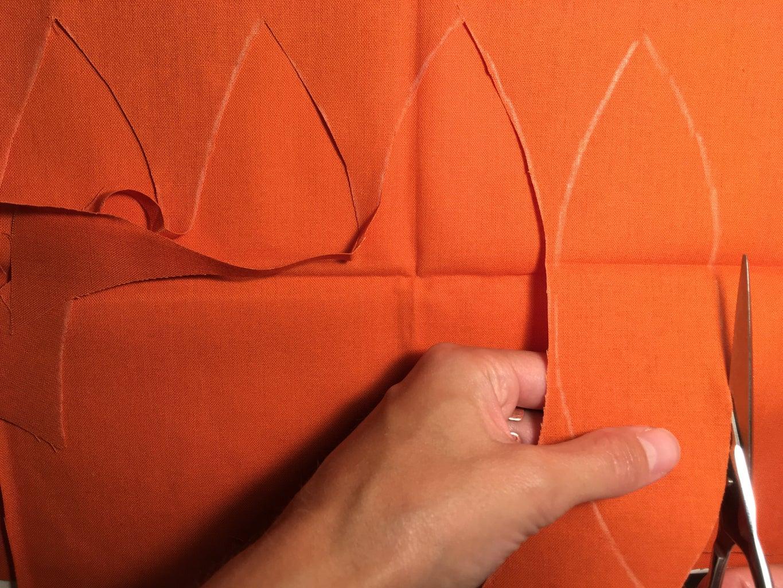 Preparing the Fabric