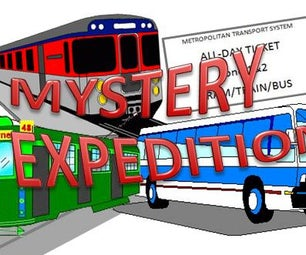 Mystery Expedition - a Fun Day's Outing