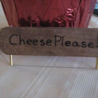 Steampunk Cheese Cutter