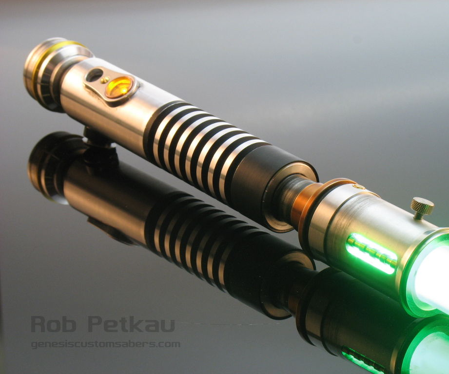 Construct your own lightsaber