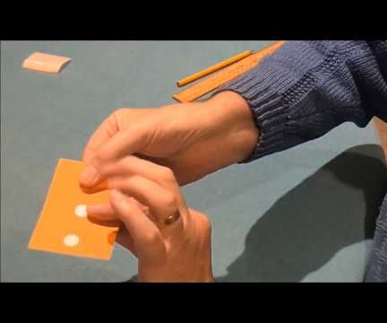 Make the Spots Change - Magic Trick