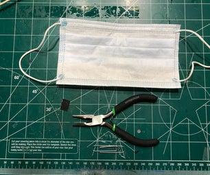 Cheap Mask Tensioning Hook