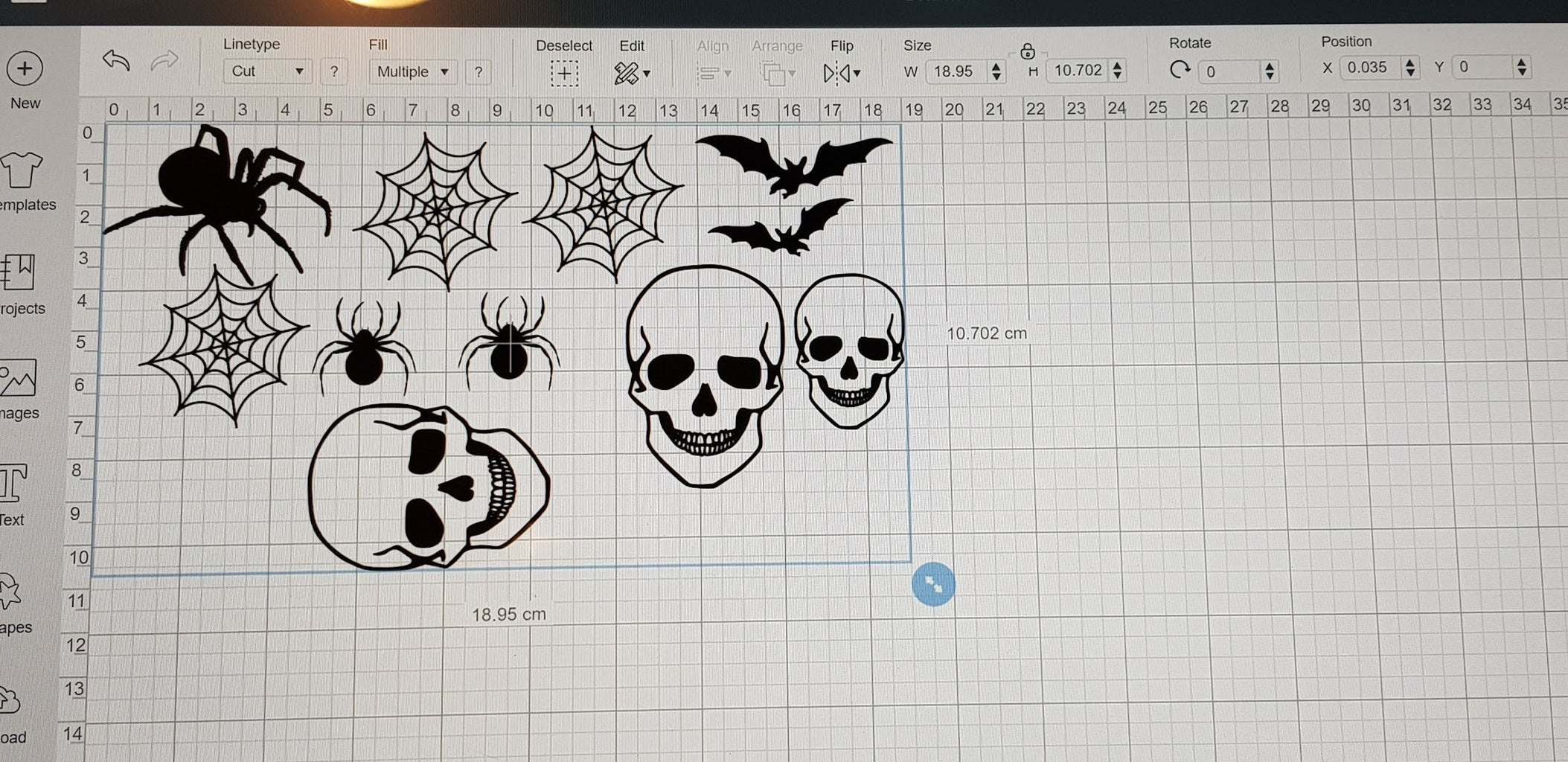 Making Your Images on a Cricut Machine